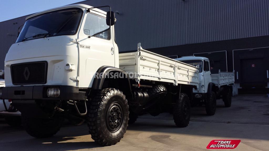 Export Renault TRM 4000