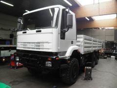 Iveco Eurotrakker 260E37 Gasóleo