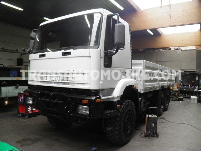 Export Iveco Eurotrakker 260E37 EX ARMY