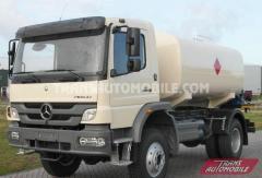 Mercedes 1517 Exportación