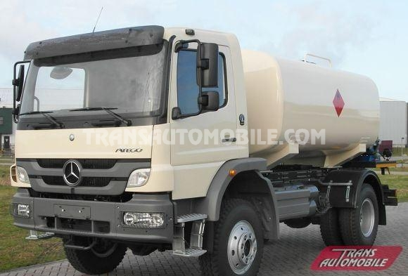 Export Mercedes 1517 ATEGO