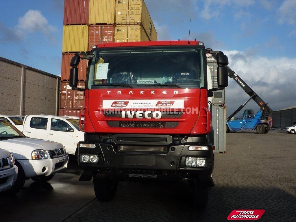 Iveco - Annonces export Iveco TRAKKER AD380T38WH, neufs ou d'occasion - Export Iveco TRAKKER AD380T38WH