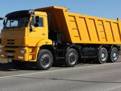 Kamaz 65.201 Exportação