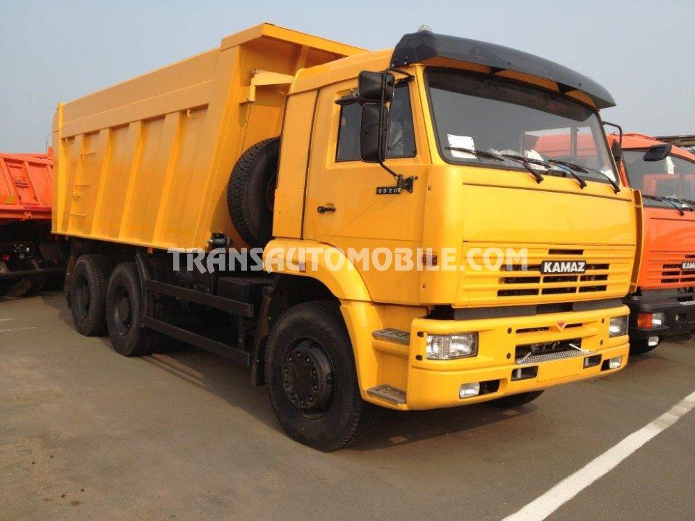 Kamaz 6520 728 Diesel
