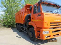 Kamaz 6520 73 Diesel