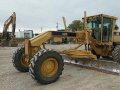 Caterpillar - Annonces export Caterpillar 140 H , neufs ou d'occasion - Export Caterpillar 140 H