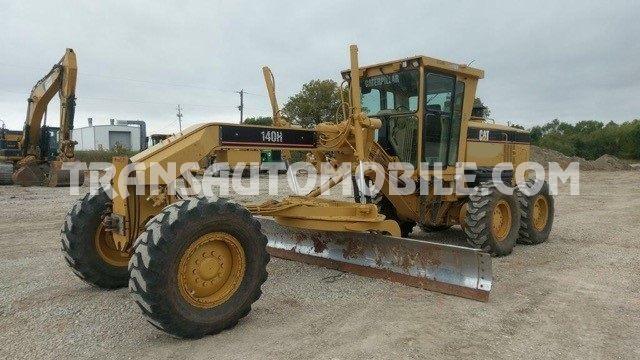 Import / export Caterpillar Caterpillar 140 H  Diesel   - Afrique Achat