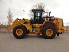 Caterpillar 950K Exportation