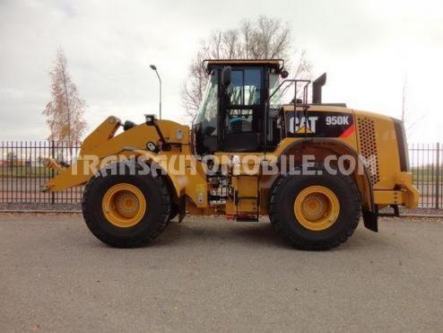 Caterpillar 950K  Diesel
