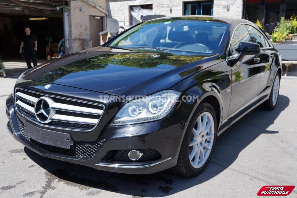Mercedes Classe CLS Export