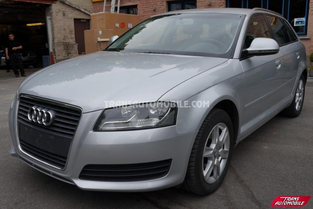 Audi A3 Sportback Export