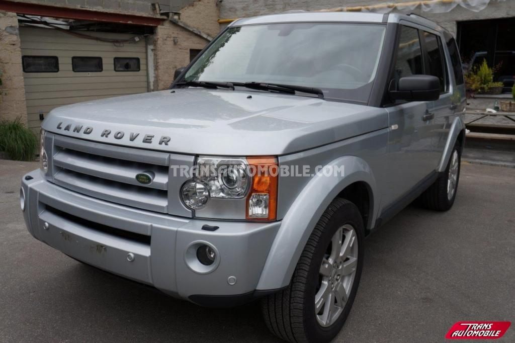 Land Rover DISCOVERY Export