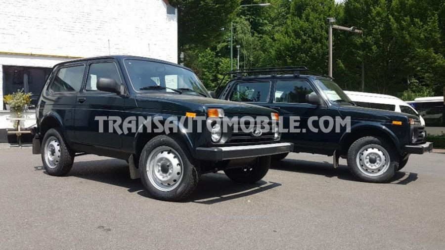 Import / export Lada Lada NIVA  Benzin   - Afrique Achat