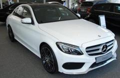 Mercedes - Export advertisements Mercedes Classe C 220 Pack AMG. New or used - Export Mercedes Classe C 220 Pack AMG