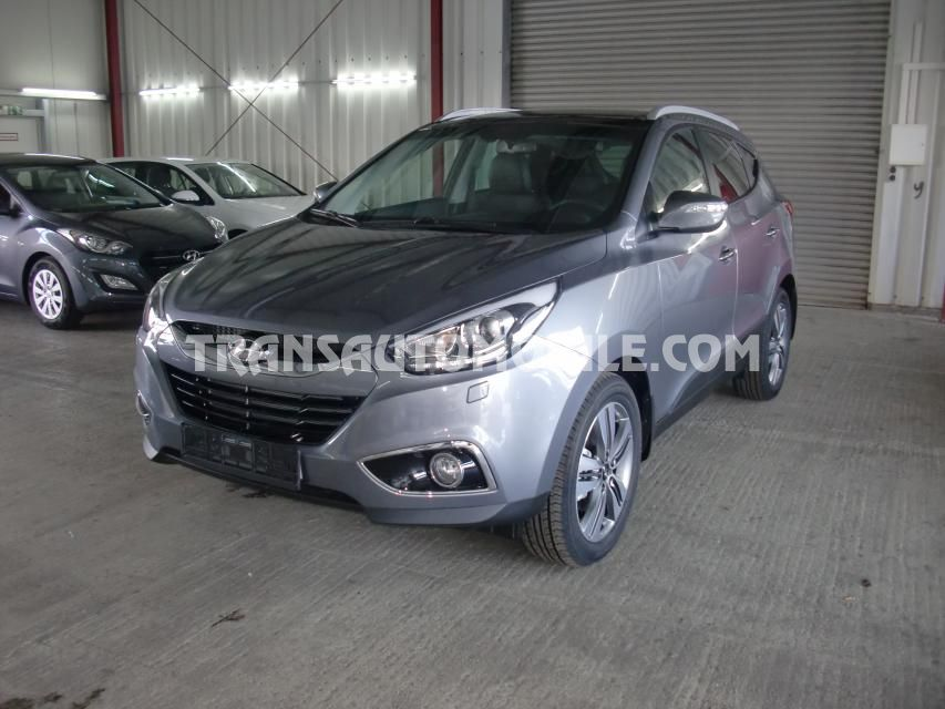 Hyundai IX35  2.0L (2015) Nuevo