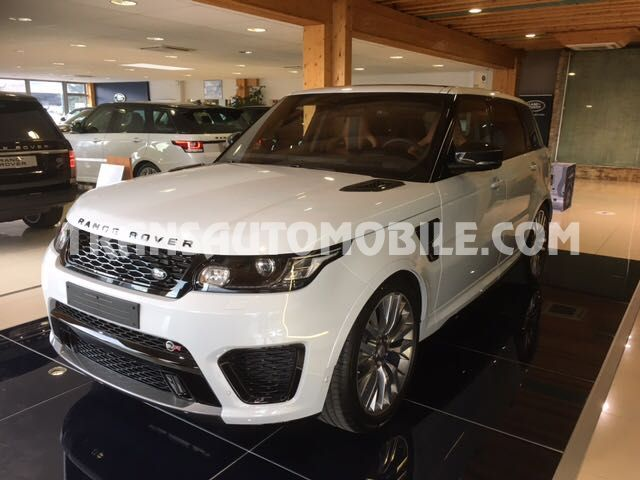 prix land rover range rover sport svr carbon edition supercharged land rover afrique export 1590. Black Bedroom Furniture Sets. Home Design Ideas