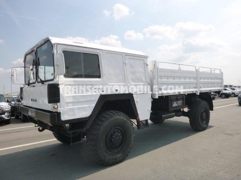 Import / export Man  KAT 1 4x4 Diesel