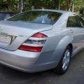 Import / export Mercedes Mercedes Classe S 350 V6 L Benzin   - Afrique Achat