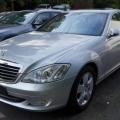 Exportation Mercedes Classe S 350 V6 L