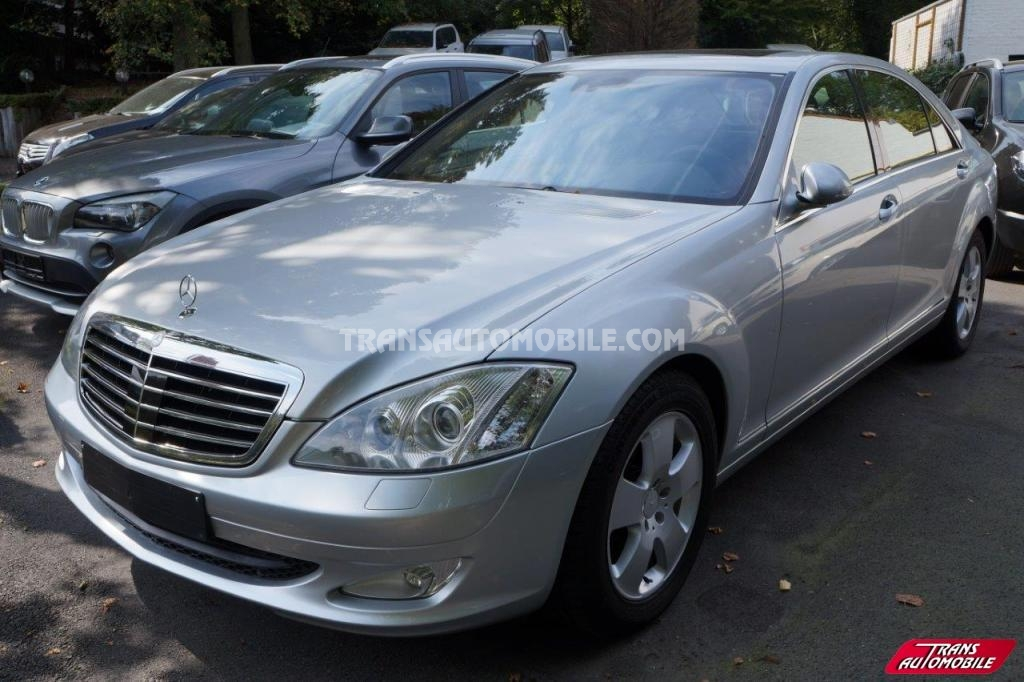 prix mercedes classe s 350 v6 l essence mercedes afrique export 1592. Black Bedroom Furniture Sets. Home Design Ideas
