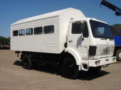 Mercedes 1017  Diesel