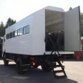 Import / export Mercedes Mercedes 1017  Diesel   - Afrique Achat