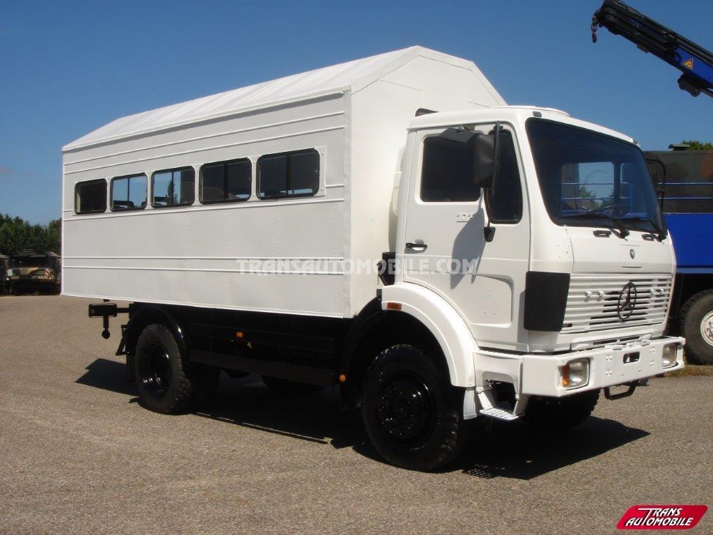 Import / export Mercedes Mercedes 1017  Gasóleo   - Afrique Achat