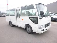 Export Toyota Coaster 26 SEATS