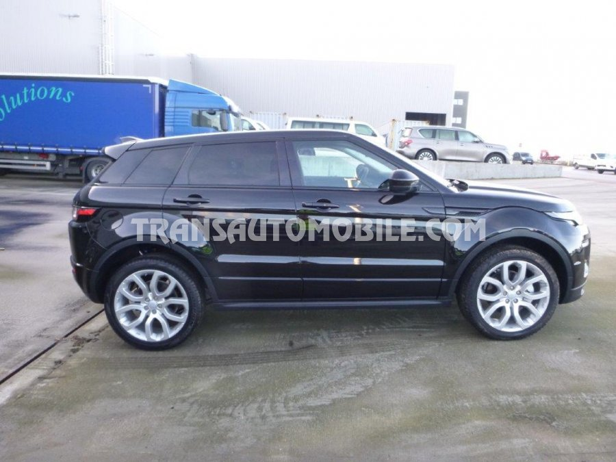 prix land rover range rover evoque essence si4 dynamic