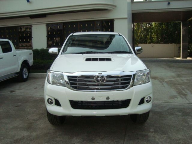 Export TOYOTA Hilux / Vigo Pick Up 4x4 Pick up Double cabine 3.0L G