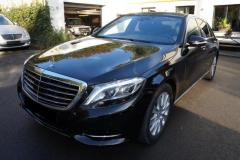 Export Sedan Mercedes Classe S, Ocasião