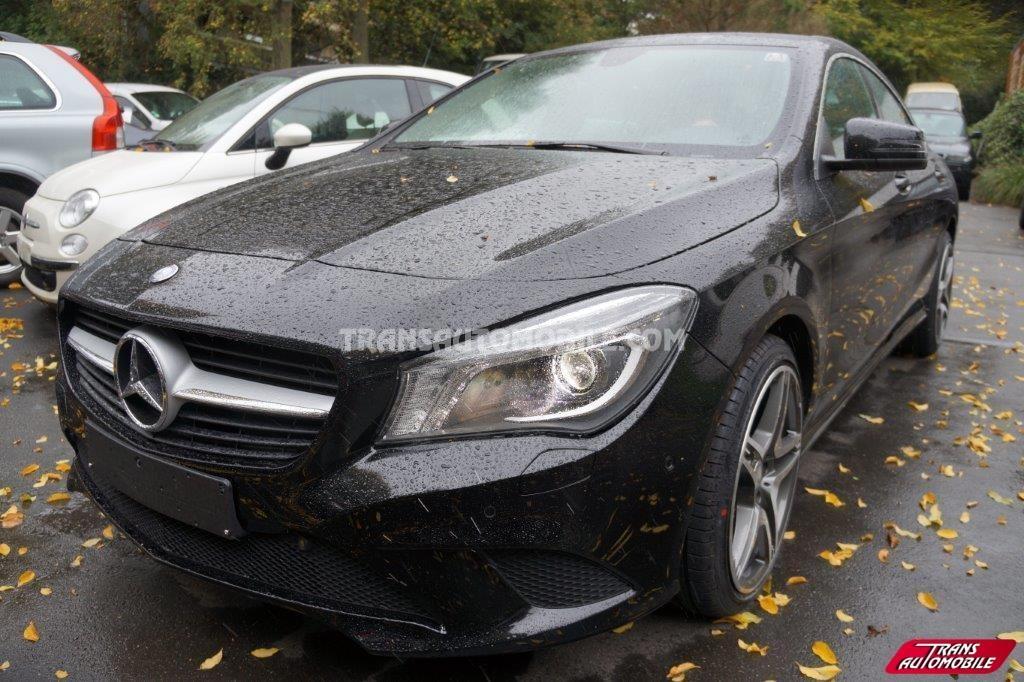 Mercedes CLA Export