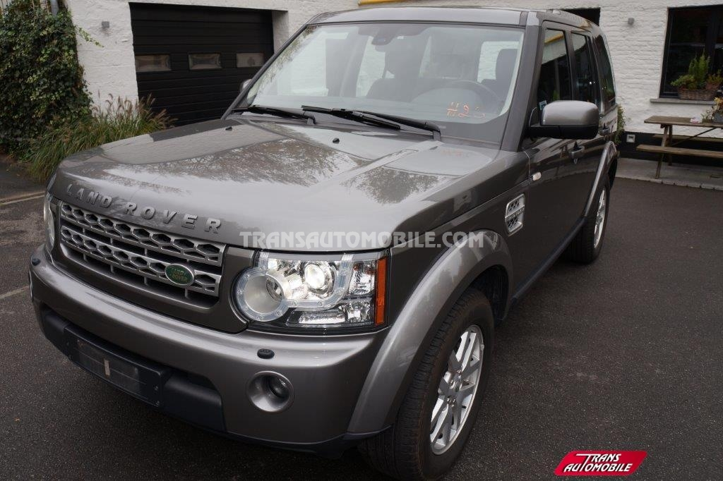 Land Rover DISCOVERY IV Export