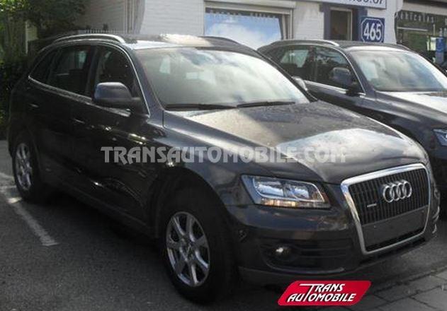 Audi Q3 Export
