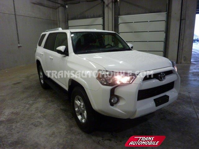 Toyota - Anuncios exportación Toyota 4 Runner SR5 V6, nuevos o de ocasión - Export Toyota 4 Runner SR5 V6