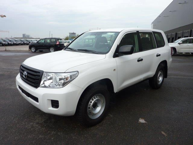 Export TOYOTA Land Cruiser 4x4 200 Station Wagon 4.5L TD G9  rear swing doors