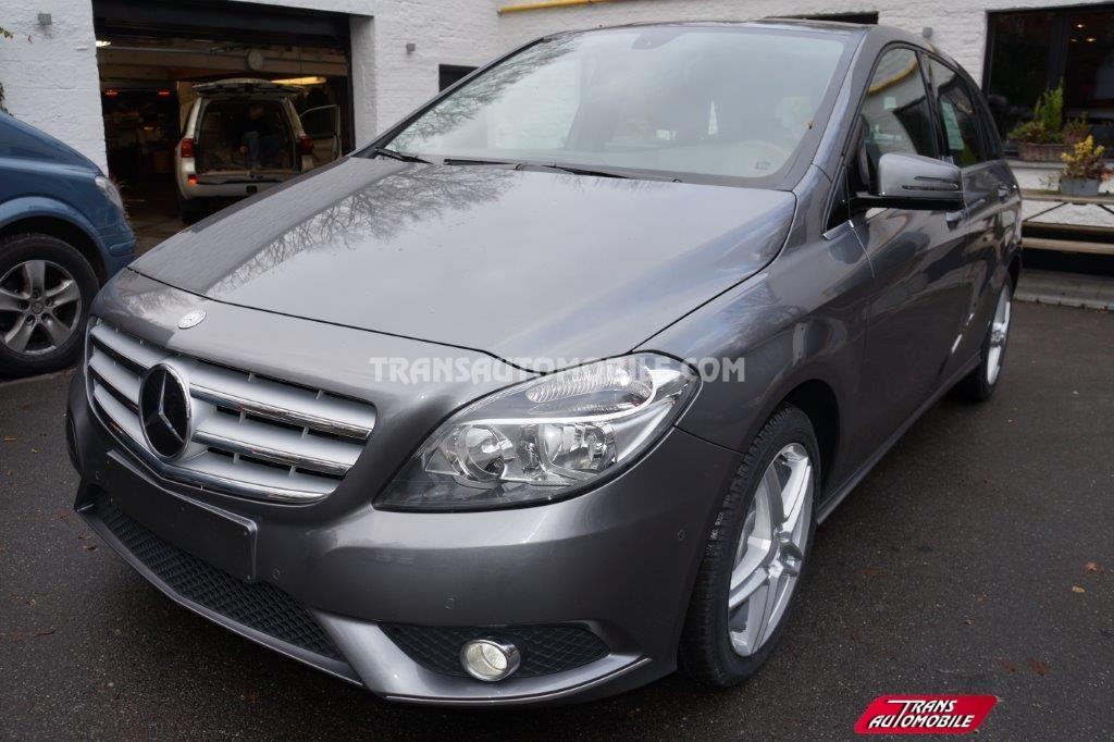 Mercedes CLASSE B Export