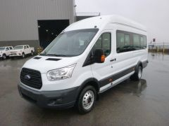 Ford TRANSIT  MIDDLE ROOF/TOIT MOYEN Diesel  18 SEATS/PLACES