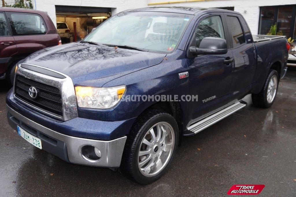 Toyota Tundra Export