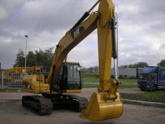 Caterpillar 320 D Export