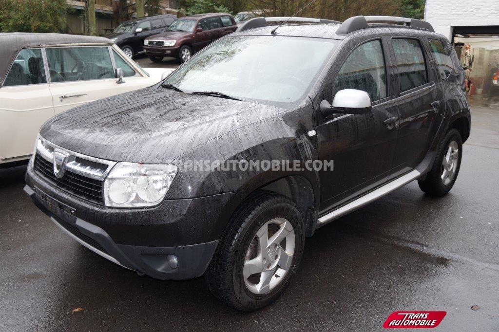 Dacia DUSTER Export