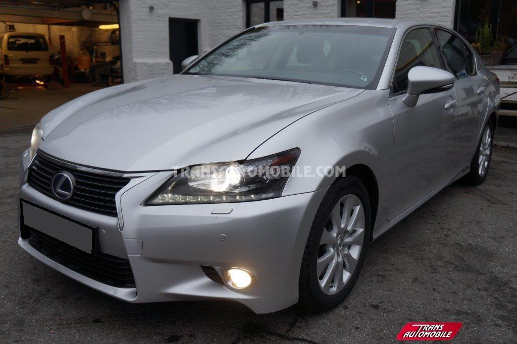 Lexus GS Export