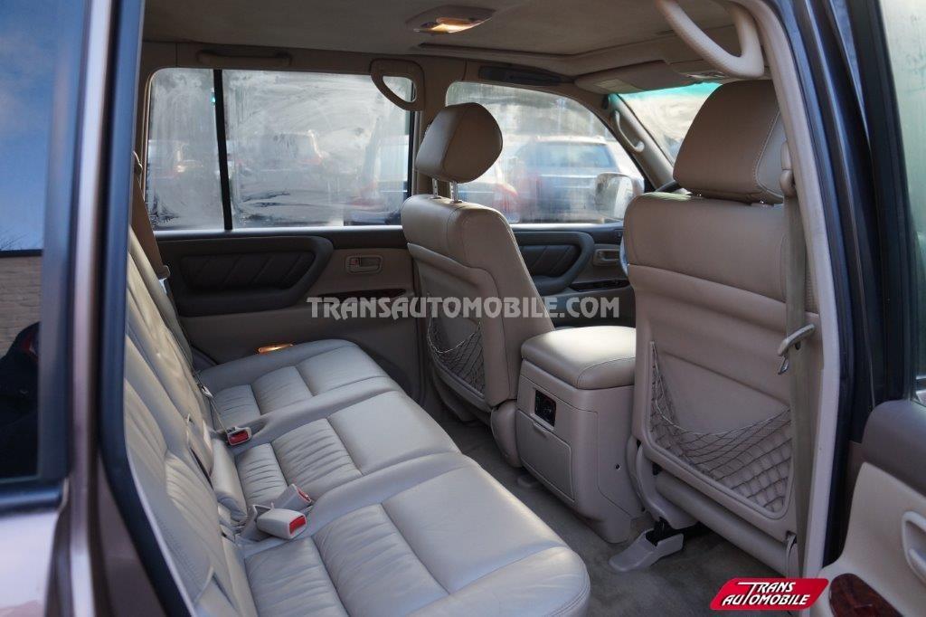 land cruiser hdj 100 occasion vendre 1658 4x4 export. Black Bedroom Furniture Sets. Home Design Ideas