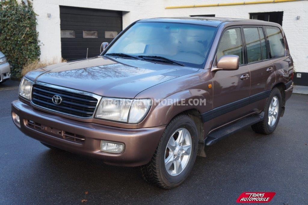 Toyota - Anuncios exportación Toyota Land Cruiser HDJ 100, nuevos o de ocasión - Export Toyota Land Cruiser HDJ 100