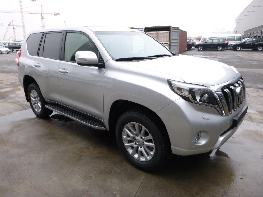 Export TOYOTA Land Cruiser 4x4 Prado 150 2.8L TURBO DIESEL  VX PREMIUM EU VERSION