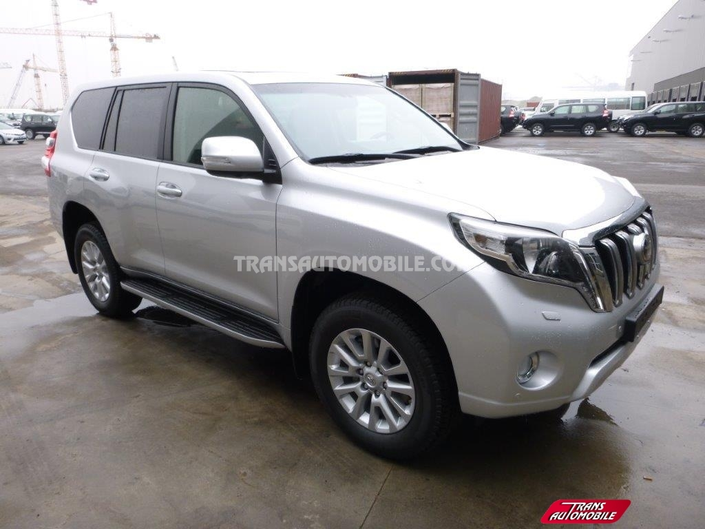 prix toyota land cruiser prado 150 turbo diesel vx premium. Black Bedroom Furniture Sets. Home Design Ideas