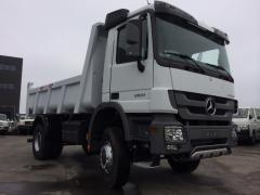 Mercedes 2031 Exportación