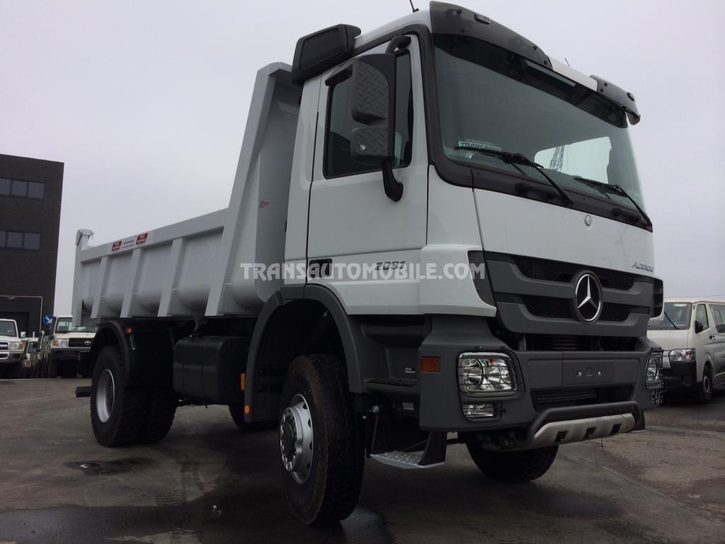 Import / export Mercedes Mercedes 2031  Diesel   - Afrique Achat
