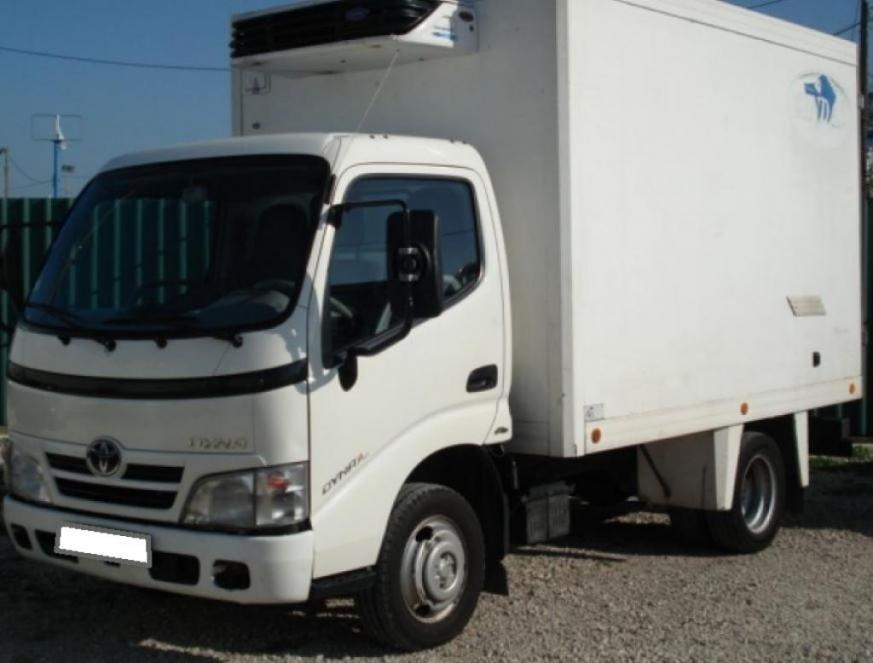 Export TOYOTA Dyna  M35.25 frigo -20° 3.0L d4d congel / frigo