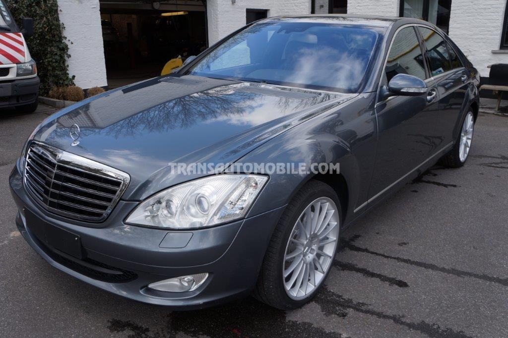 Mercedes Classe S Export